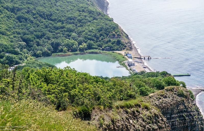Озеро Малый Лиман