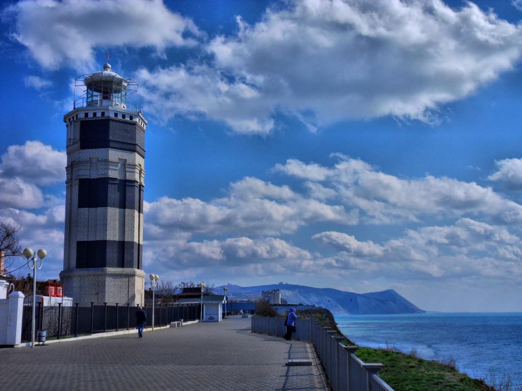 анапский маяк фото потом выяснилось