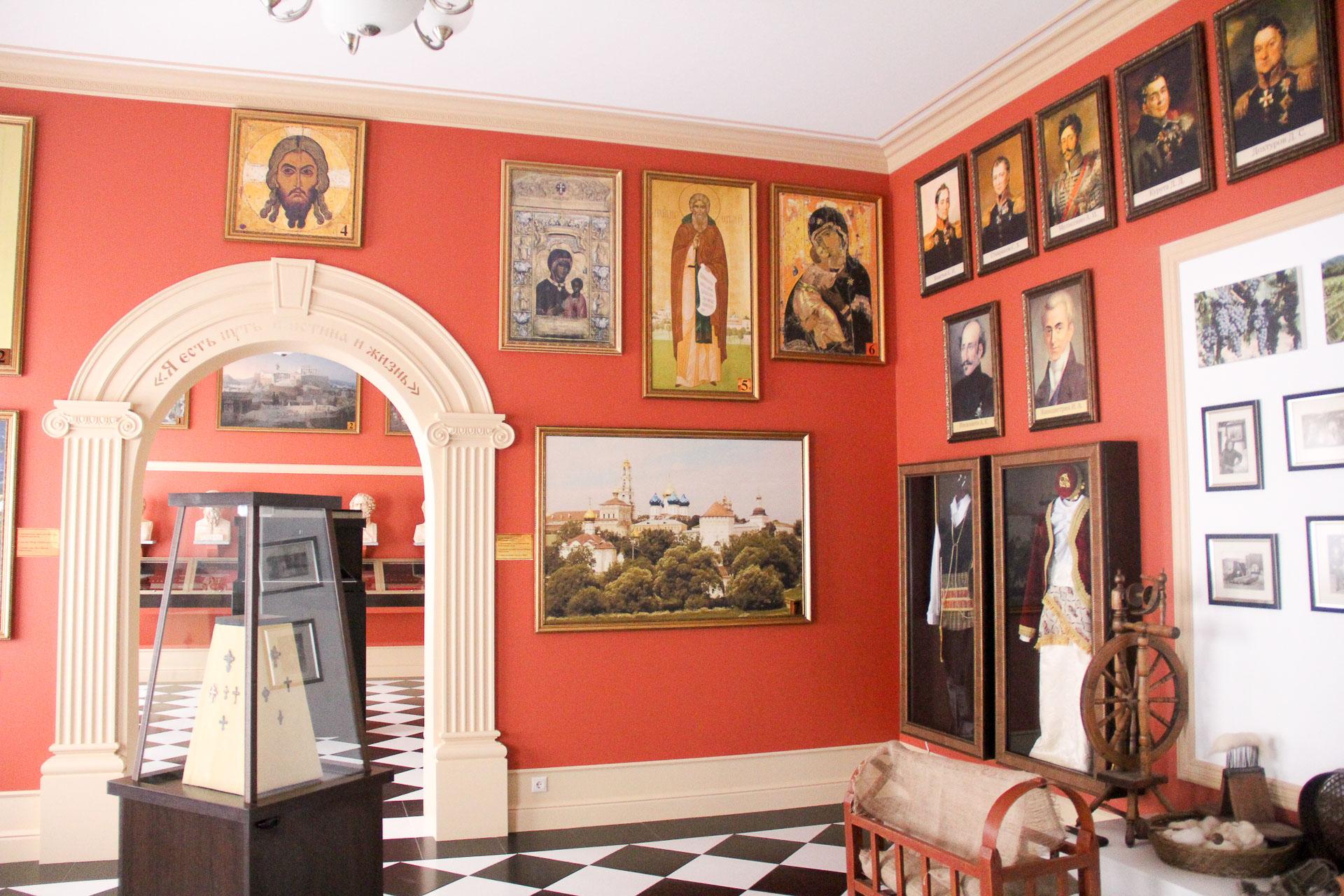 Греческий музей