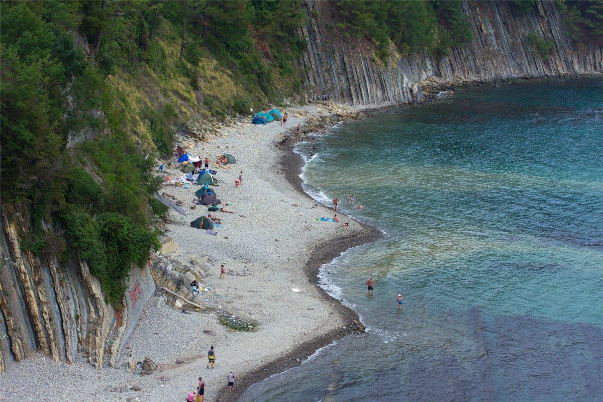 дикий пляж туапсе фото вывозе корабля мадагаскара