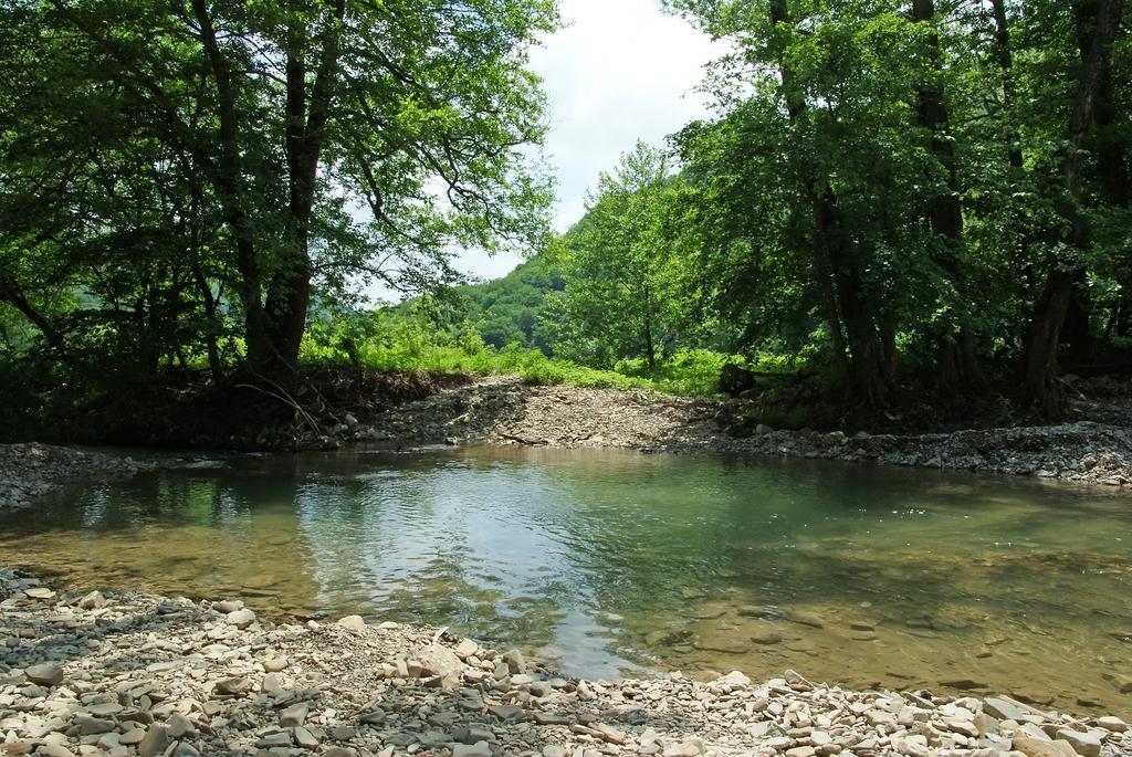 Река Адербиевка