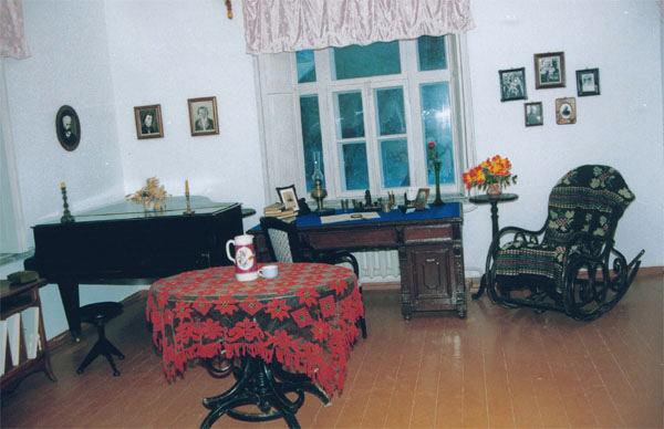 Дом музей Короленко
