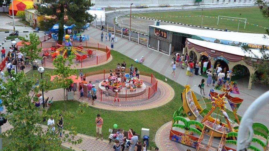 Парк развлечений и спорта «Олимп»