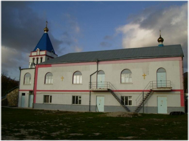 СвятоПантелеймоновский храм