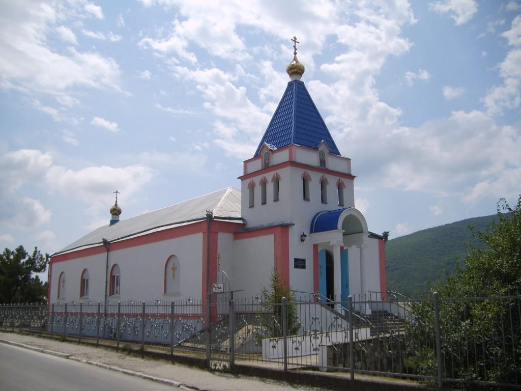 Храм Святого Пантелеймона в Кабардинке