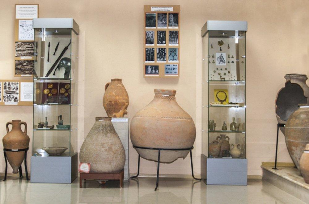 Краеведческий музей в Геленджике