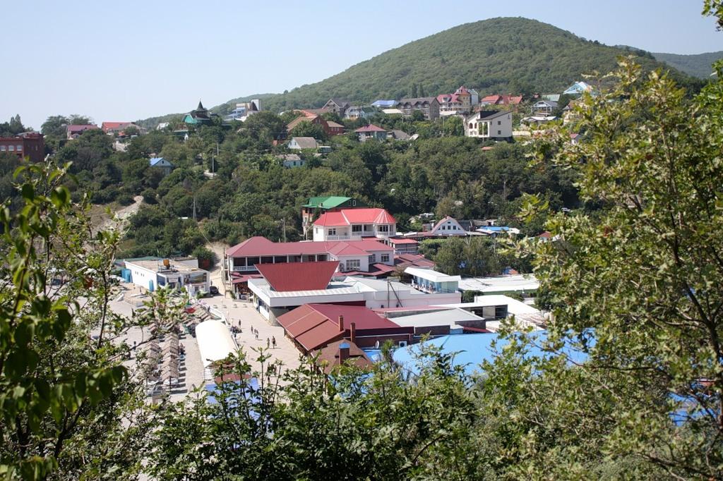Поселок Бетта в Краснодарском крае