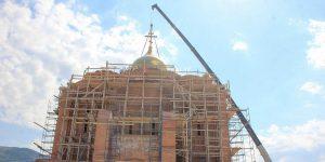 Строительство храма