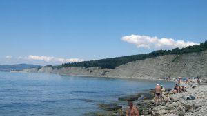 Пляж Дикий, который находится в Лагуне