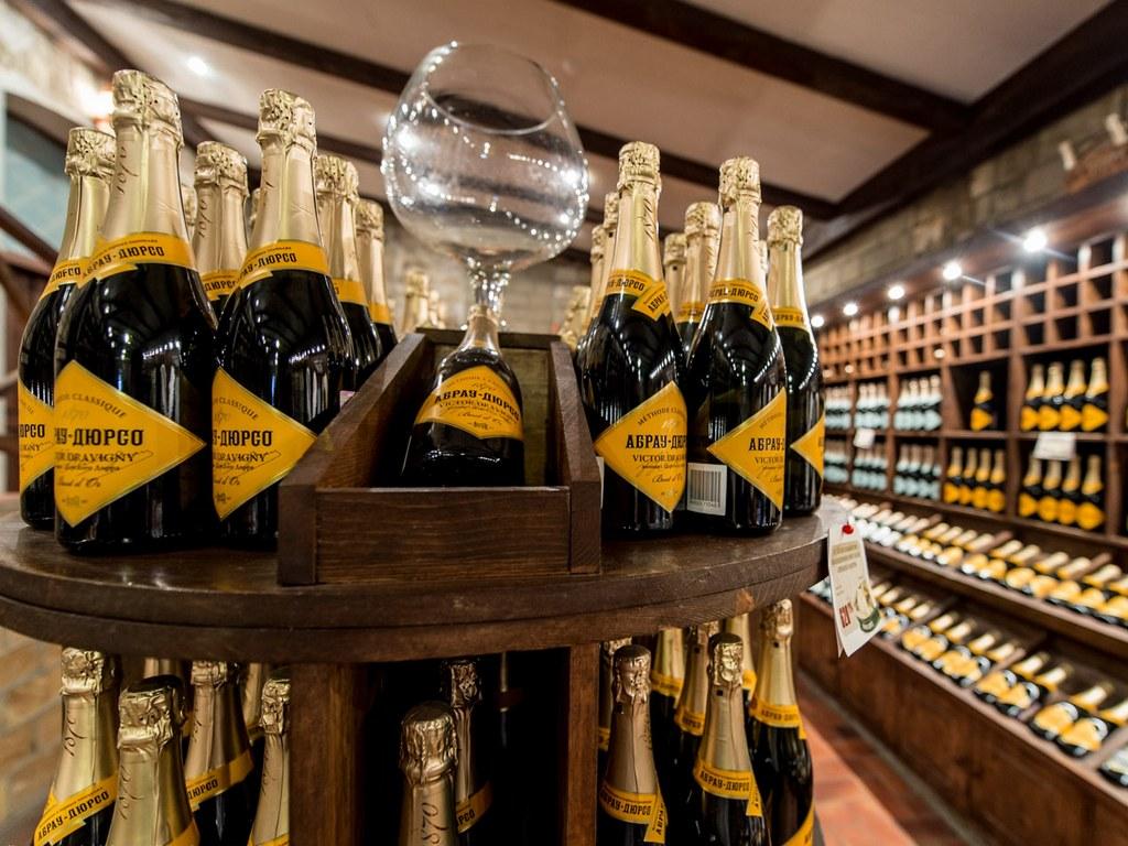 завод шампанского