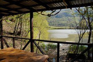 Бездонное озеро в Адербиевке