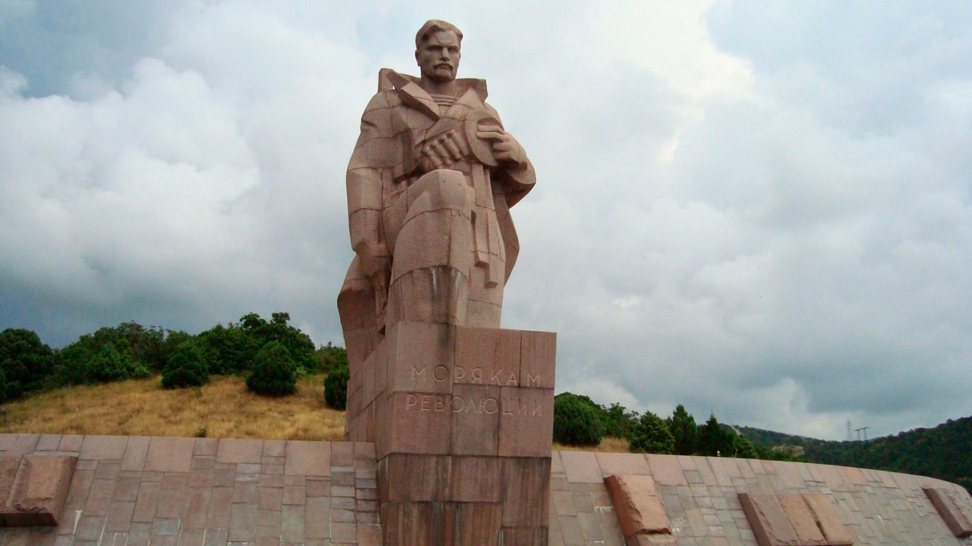 Монумент «В память затопленных кораблей»