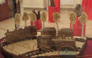Музей шоколада в Геленджике
