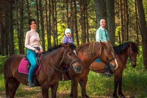 Конные прогулки Геленджик