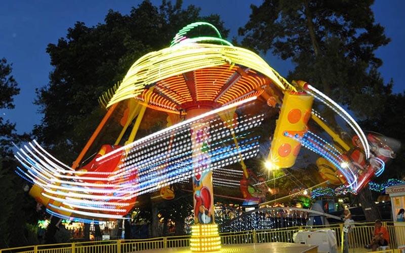 Парк развлечений в Геленджике