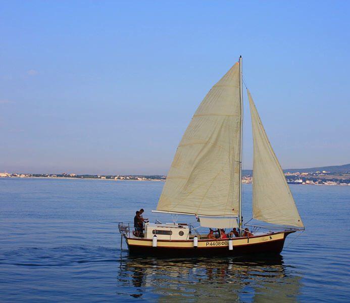 Яхта Пегас