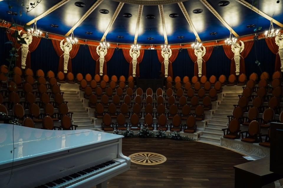 Театр Старого парка в Кабардинке