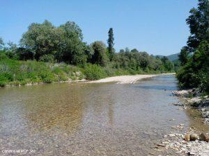 Река Мезыбь