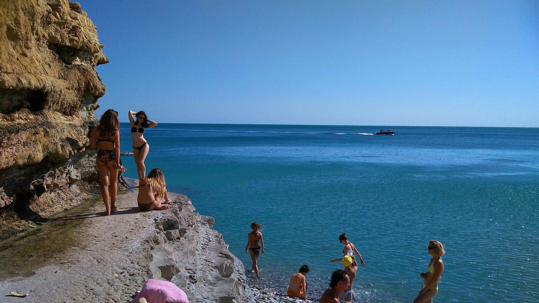 Пляж для нудистов